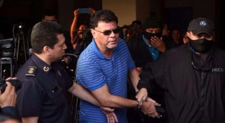رينالدو فاسكيز، رئيس الاتحاد السلفادوري السابق