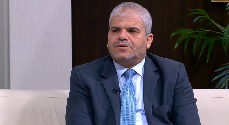 المدير العام لصندوق الزكاة الأستاذ عبد سميرات