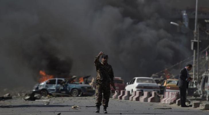 تفجير في افغانستان