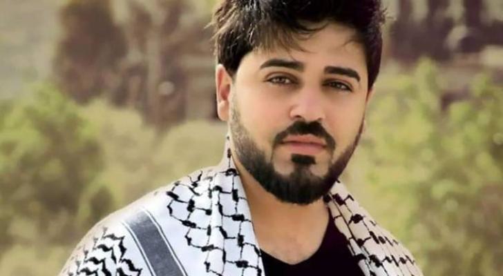 الشاب الفلسطيني عدي البوريني