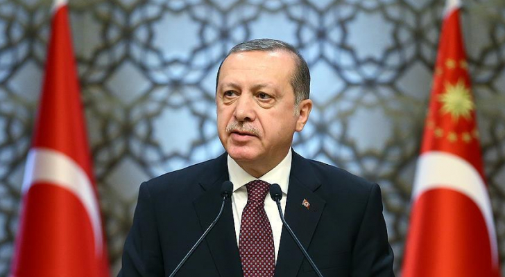 الرئيس التركي رجب طيب اردوغان - ارشيفية