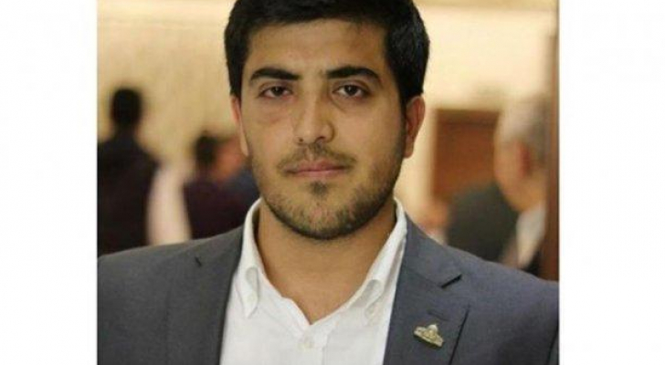 الأسير الأردني عبدالرحمن مرعي