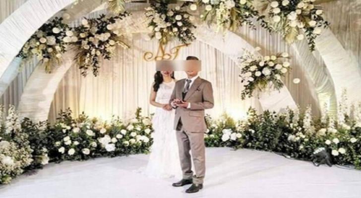 اختفى دون أن يدفع أي شيء من تكاليف الزفاف