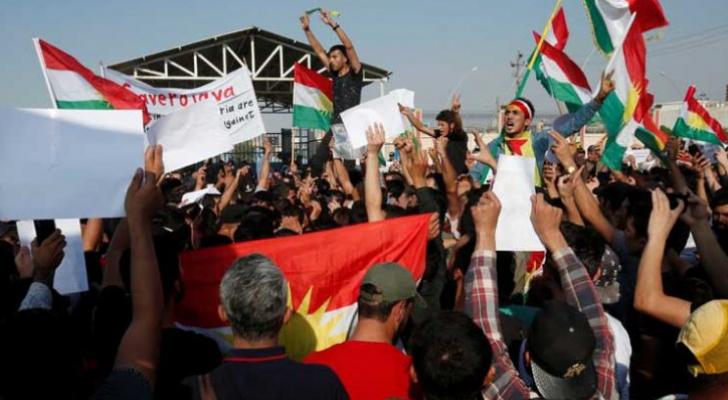 الأكراد - ارشيفية