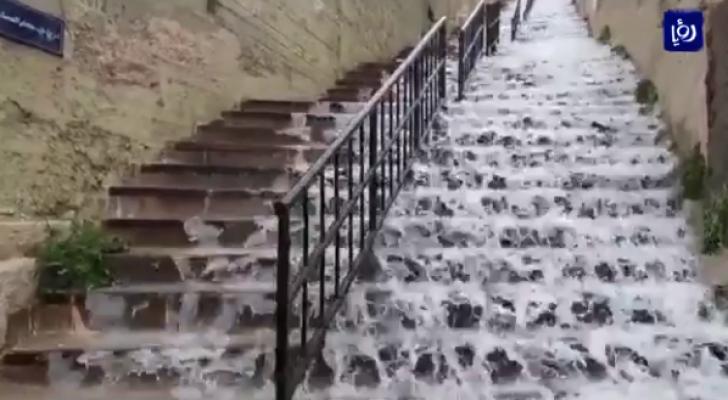 أمانة عمان الكبرى تؤكد استعدادها للموسم المطري