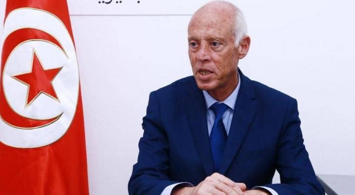 المرشح التونسي المستقل قيس سعيد