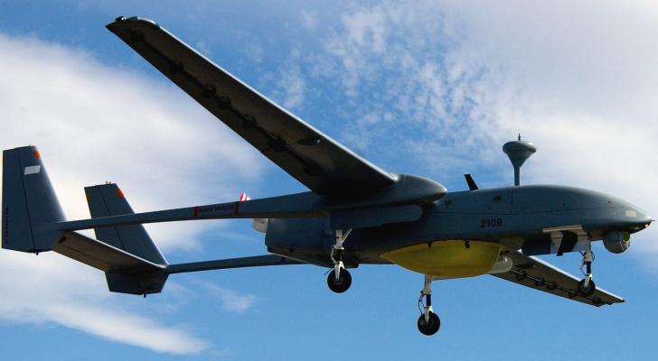 جيش لبنان: طائرة تجسس للاحتلال حلّقت فوق بيروت