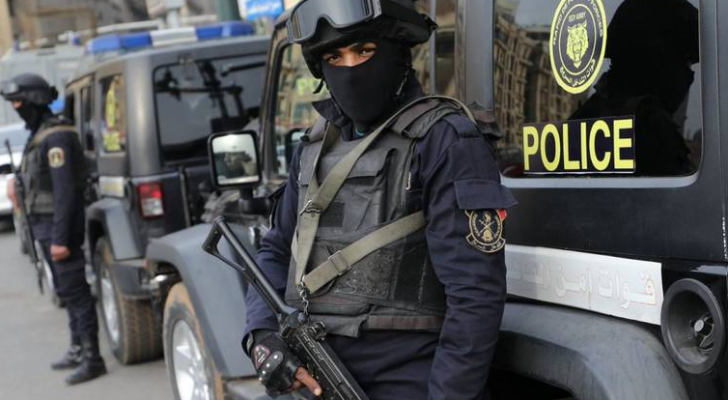 الشرطة المصرية - ارشيفية