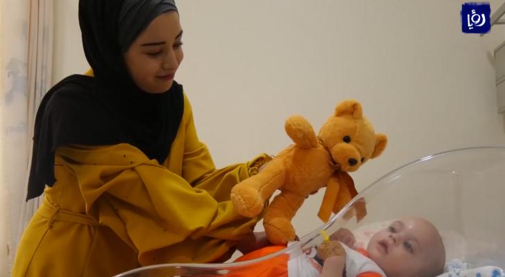 الاحتلال يقوّض مساعي علاج الرضيع الغزّي محمد محيسن