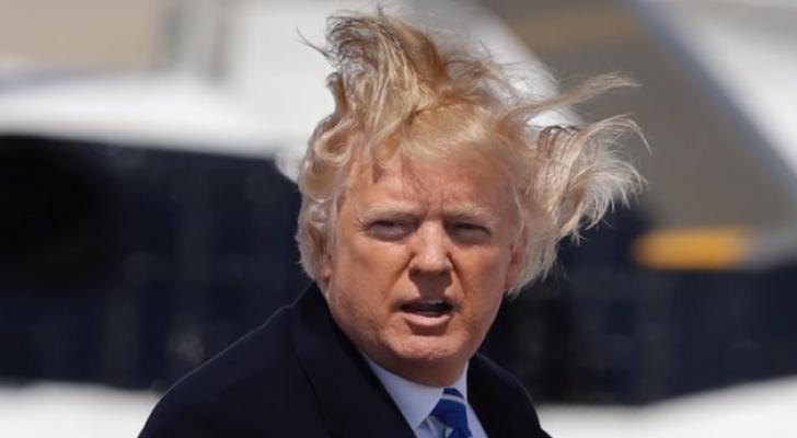 الرئيس الأمريكي ترمب