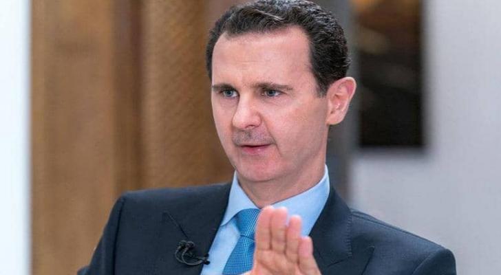 الرئيس السوري بشار الاسد