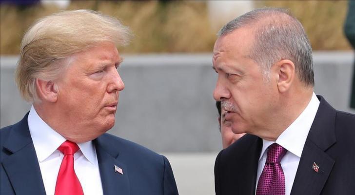اردوغان وترمب