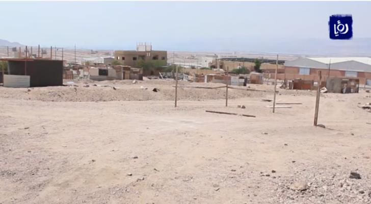 منطقة الشامية في العقبة