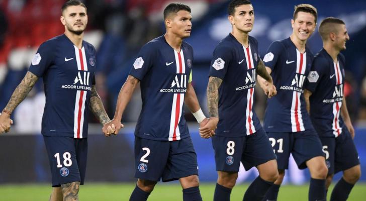 الدوري الفرنسي: سان جيرمان يحل ضيفا على نيس