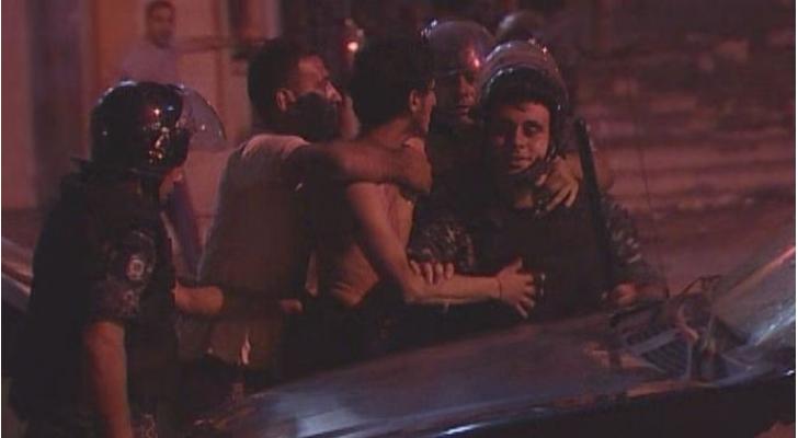 تصاعد المواجهات في لبنان بين المتظاهرين والقوى الأمنية