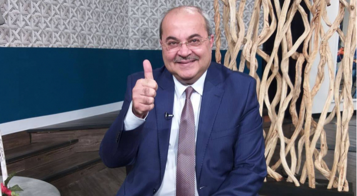 رئيس الحركة العربية للتغيير وعضو الكنيست د.احمد الطيبي
