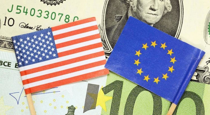 أميركا تفرض رسوما بـ7.5 مليارات دولار على الاتحاد الأوروبي