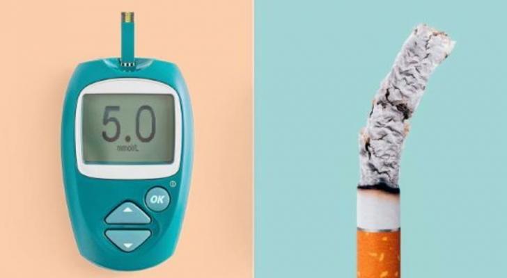 إدمان النيكوتين يزيد فرص الإصابة بالسكري