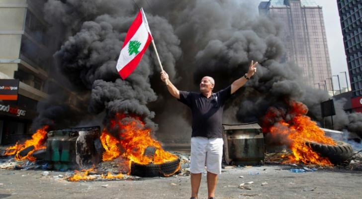 هدوء في العاصمة بيروت بعد تظاهرات واحتكاك مع الأمن