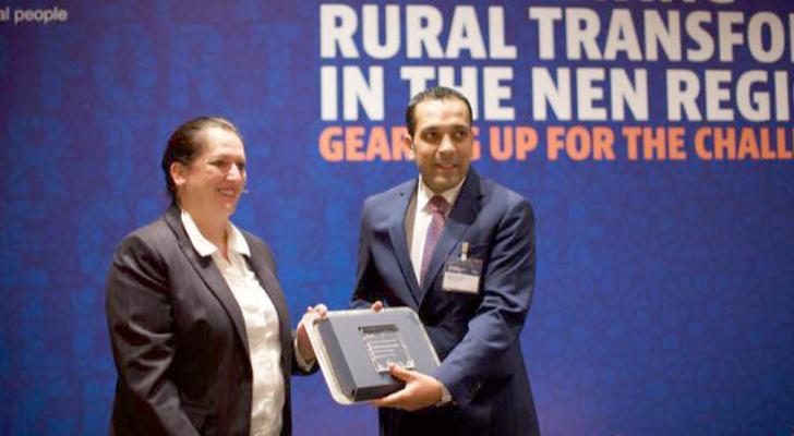 الأردن يفوز بجائزة أفضل أداء في النوع الاجتماعي وتمكين المرأة