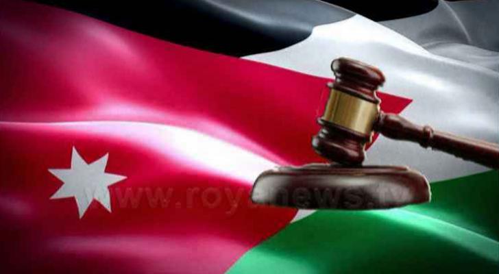 القضاء الأردني  - تعبيرية
