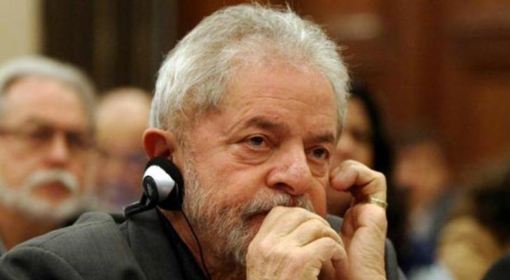 الرئيس الأسبق لويس إيناسيو لولا دا سيلفا