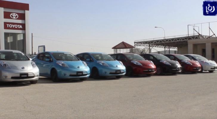 سيارات الكهرباء