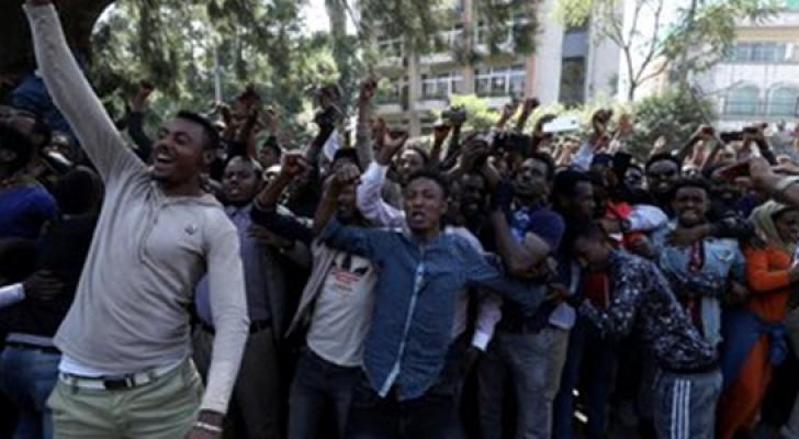 قتلى وجرحى في تظاهرات مناهضة لأبيي أحمد في اثيوبيا