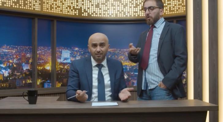 تشويش واضح عن مشكلات الأردن: نحل أزمة دوار الداخلية ويخلف علينا