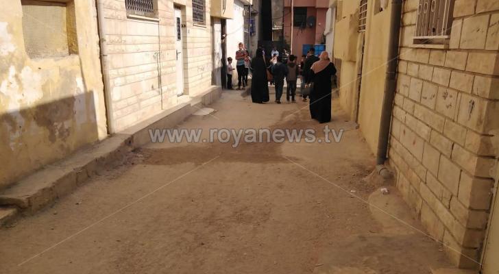 جريمة جديدة ..اردني يطعن زوجته وابنتيه وينتحر في عمان
