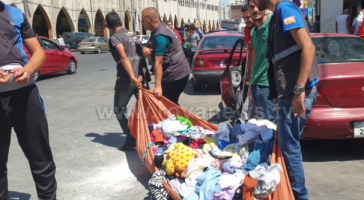 حملة على العشوائيات لأمانة عمان