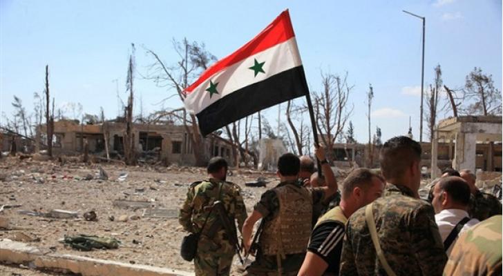 اندلاع أول اشتباك مباشر بين الجيش السوري والقوات التركية