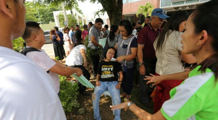 قتيل بزلزال بقوة 6,6 درجات ضرب جنوب الفيليبين