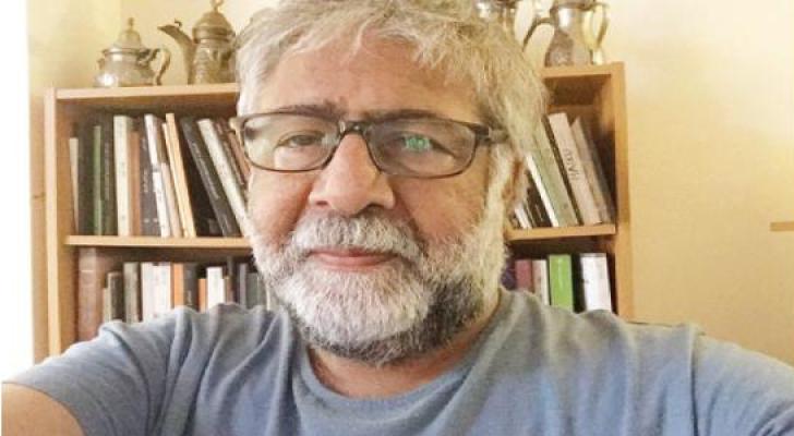 الشاعر الأردني أمجد ناصر