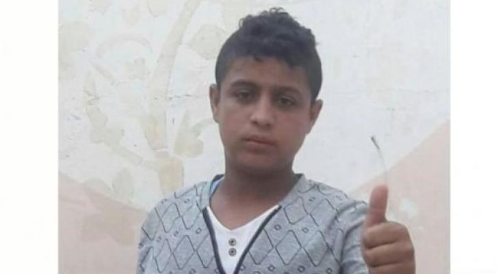 الطفل عثمان رامي