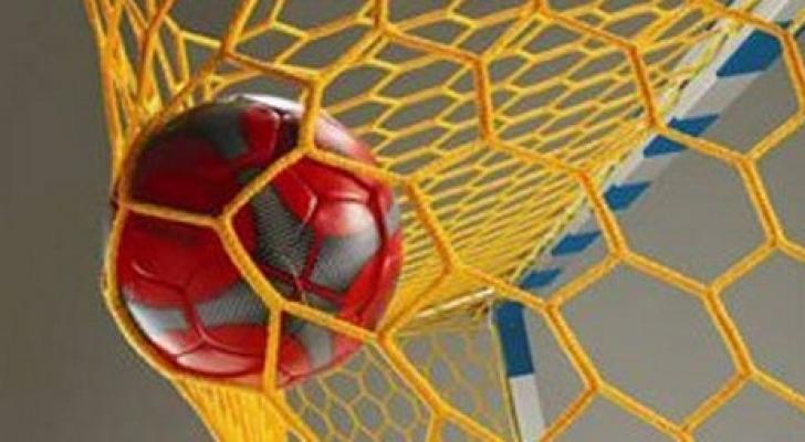 المنتخب الوطني لكرة اليد في مواجهة تونس