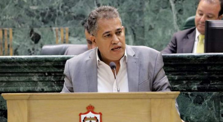 النائب أحمد هميسات