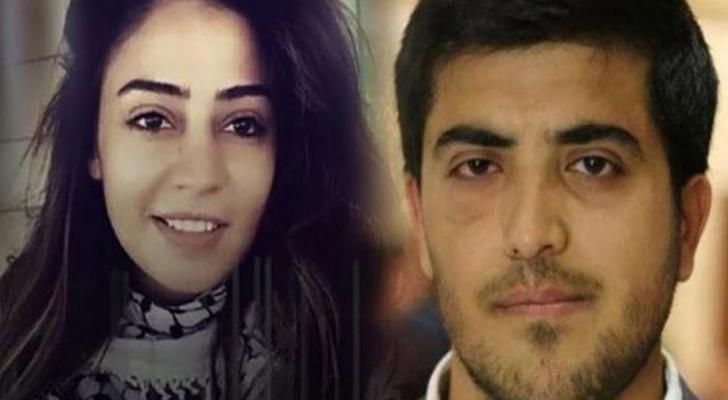 الأسيران الأردنيان في سجون الاحتلال هبة اللبدي وعبدالرحمن مرعي