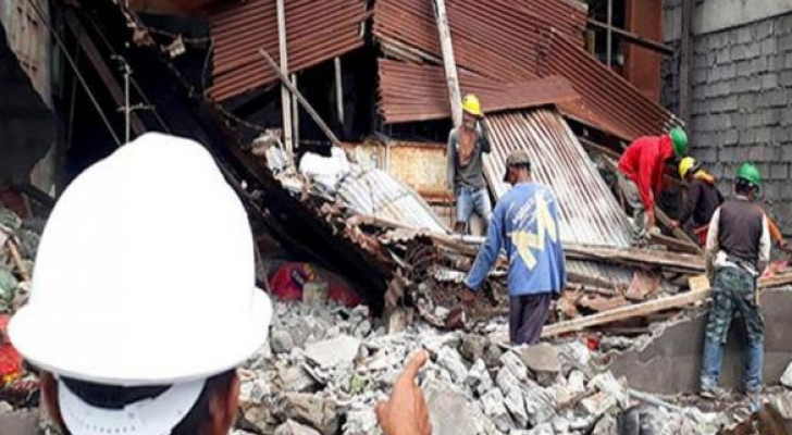 زلزال جديد يضرب الفليبين ويحصد عددا من القتلى