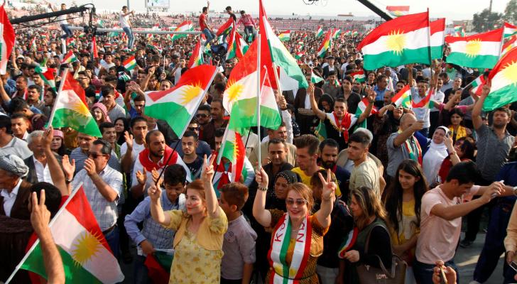 الأكراد في العراق
