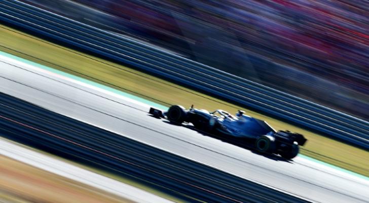 فورمولا واحد: هاميلتون يتوج بلقب سادس في بطولة العالم