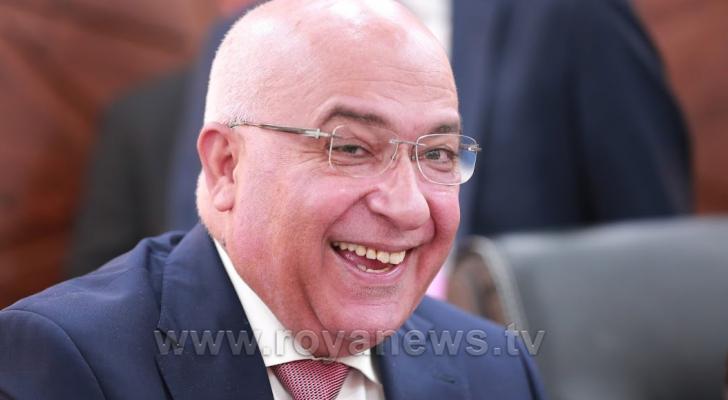 وزير التنمية السياسية المهندس موسى المعايطة