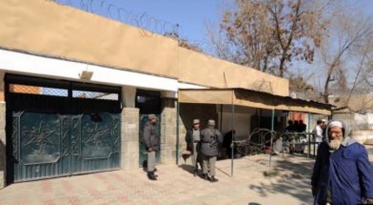 سفارة باكستان في كابول