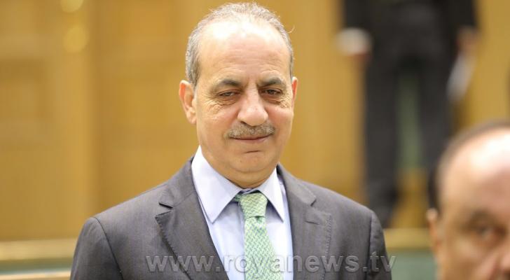 وزير الادارة المحلية وليد المصري - ارشيفيو