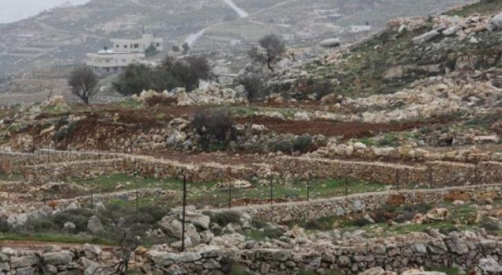 أراضي فلسطينية