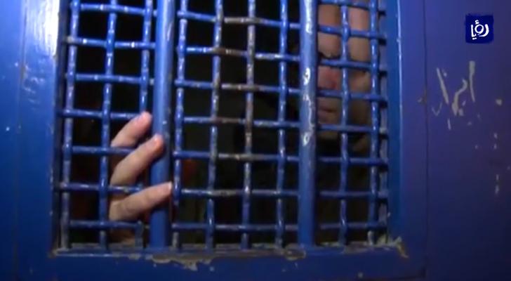 أربعة أسرى في سجون الاحتلال يواصلون معركة الأمعاء الخاوية