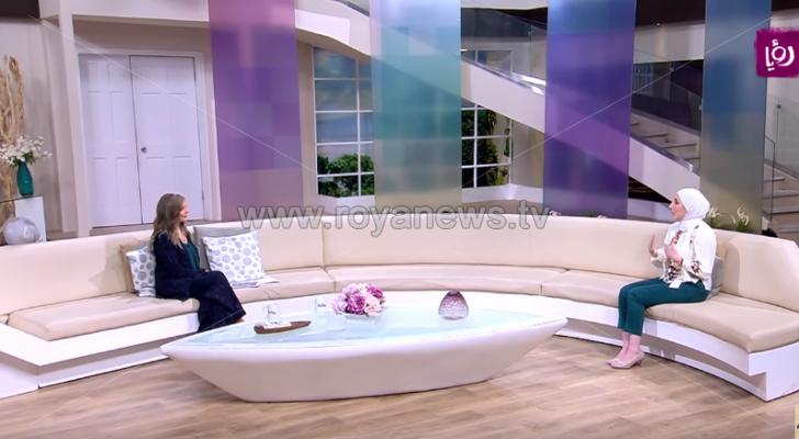 استضافة الدكتورة عنود العيسى عبر برنامج دينا يا دنيا على شاشة رؤيا