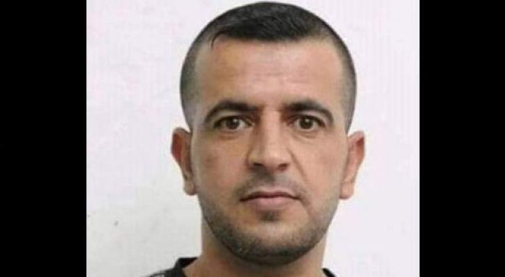 الأسير الفلسطيني هلال حسني دار يوسف