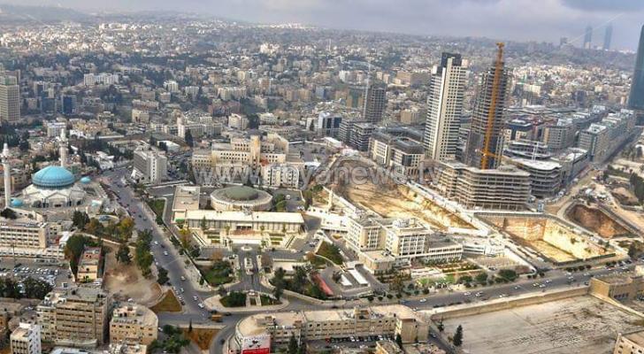 طقس الأردن الجمعة: طقس دافئ نهاراً وبارد ليلاً