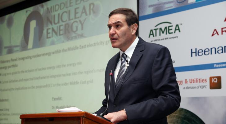 رئيس هيئة الطاقة الذرية الأردنية الدكتور خالد طوقان - ارشيفية